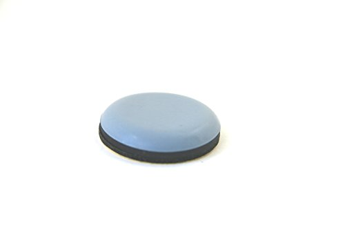 4 x Teflongleiter selbstklebend rund Ø 19 mm - Möbelgleiter mit PTFE-Gleitfläche für leichte, kleinere Möbelstücke