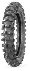 IRC M5B Tire - Rear - 110/80-18 , Position: Rear, Rim Size: 18, Tire Application: Soft, Tire Size: 110/80-18, Tire Type: Offroad, Load Rating: 58, Speed Rating: M 102577
