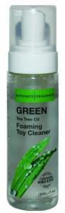 Intimate Organics vert moussant Toy Cleaner 100ml