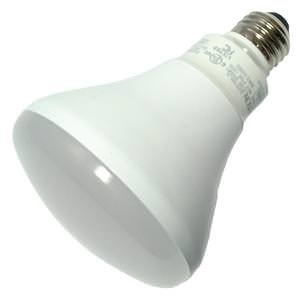 TCP LED10BR3027K 10W LED BR30 Flood Lamp 65W Equivalent Light Bulb with Non-Dimmable, Soft White