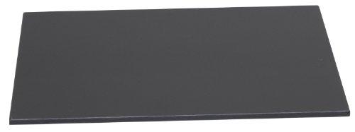 Cadco CAP-H Half Size Pizza Heat Plate, Aluminized Steel