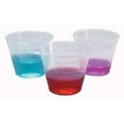 RENSOW 1 oz Medicine Cups 100 sleeves of 50/5000 case