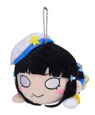 - Sega Love Live! Sunshine!! Nesoberi Plush Doll Third Grade Dia Kurosawa Aozora Jumping Heart Ver. 6.7