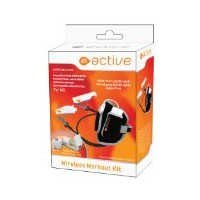 SAKAR EA204 EA Sports Active Cable-Free Workout Kit for Nintendo Wii