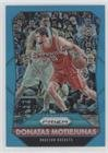 (Donatas Motiejunas #118/199 (Basketball Card) 2015-16 Panini Prizm - [Base] - Light Blue Prizm #5)