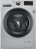 LG WM3488HS 24 Washer/Dryer Combo with 2.3 cu. ft. Capacity, Stainless Steel Drum in Stainless Steel