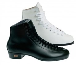 Skate Out Loud Riedell 120 Roller Skate Boots| Boot Color:White| Size:13 by Skate Out Loud