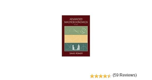 Advanced macroeconomics 3rd third edition david romer advanced macroeconomics 3rd third edition david romer 8580000014396 amazon books fandeluxe Images
