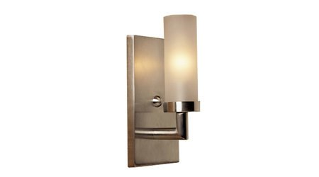 15s East Square (Newport Brass 16-51cc East Square Single Light Bathroom Fixture with Etched Glas, Satin Nickel)
