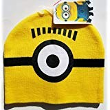 Minion one Eye Kids Knit hat -
