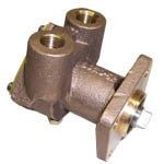 N202M-15:OBERDORFER PUMPS N202m-15 Flexible Impeller Pump Oberdorfer N202m-15 Flexible Impeller Pump ()
