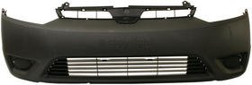 2006-2008 HONDA CIVIC (2dr coupe; prime) FRONT BUMPER COVER (Aftermarket Front Bumpers)