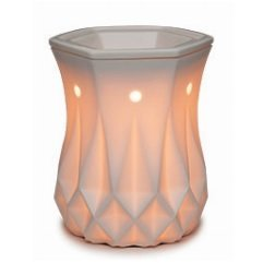 scentsy warmer alabaster glows amazon co uk kitchen home