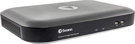 Swann 4980 8 Channel CCTV Security DVR 5MP Super HD DVR-4980 HDMI VGA BNC HomeSafe View 24/7 App