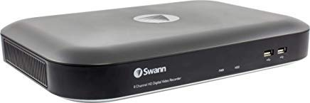 Swann 4980 8 Channel CCTV Security DVR 5MP Super HD DVR-4980 HDMI VGA BNC HomeSafe View 24/7 App by Swann