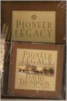 PIONEER LEGACY (PAPERBACK & CD)