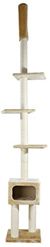 Trixie Pet Products Santander Adjustable Cat Tree House