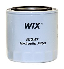 WIX Filters - 51247 Heavy Duty Spin-On Hydraulic Filter, Pack of 1