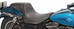 One Piece Fastback Seat - Mustang Fastback Seat 75445
