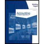 Accounting Conc, Financial Accounting -Work Papers (11th, 11) by Albrecht, W Steve - Stice, Earl K - Stice, James D [Paperback (2010)]