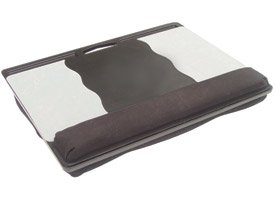 Lapis Technologies Computer Lap Desk With Padded Wrist Re...