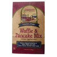 Namaste Foods Mix Waffle & Pncke Wfgf Df by Namaste Foods