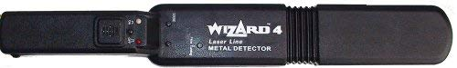 - Lumber Wizard Laser Line Metal Detector Wand