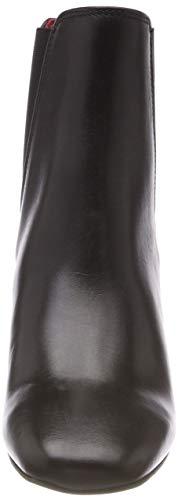 Black Buffalo Florida 00 Botines Leather Horizon 01 Femme Noir Yq6qPxzpw
