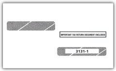 EGP IRS Approved Laser W-2 Double-Window Envelope by EGPChecks