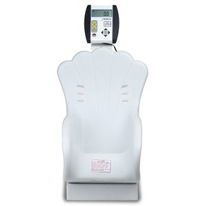 [Detecto Digital Baby Scale Tot Weigher with Inclined Chair Seat] (Detecto Digital Chair Scale)