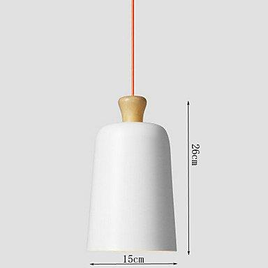 40 Lámparas Colgantes , Moderno / Contemporáneo Tradicional/Clásico Rústico/Campestre Retro Farol Tambor Campestre Esfera Otros , white: Amazon.es: Deportes ...