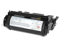 Dell M5200N/W5300N Use and Return Black Toner (18,000 Yield) (OEM# 310-4131; 310-4549), Part Number K2885, Office Central