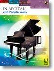 In Recital! with Popular Music, Book - Lafayette Shopping La