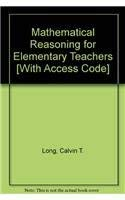 Mathematical Reasoning for Elementary Teachers a la Carte Plus (5th Edition)