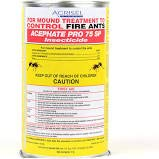 Acephate Pro 75 Sp Insecticide Imported Fire Ant Mound Treat