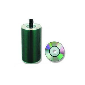 21 Minute Silver Mini CD-R w/sleeve - 100 Count