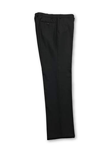 Wool Charcoal W32l33 Trousers In Munro Size xUXEw
