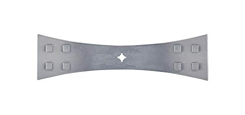 Top Knobs M243 Handle / Pull Backplate