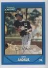 Elvis Andrus #110/199 (Baseball Card) 2007 Bowman Draft P...