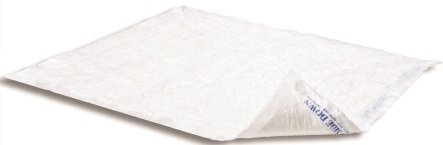 All-In-One Underpad All-In-One Disposable Polymer / Airlaid Core Heavy Absorbency 30X36 Inch CS/60