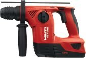 HIlti 3462776 Rotary hammer tool body TE 4-A22 + bits cordless systems