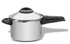 Kuhn Rikon Duromatic Top Model 5 qt. Pressure Cooker by Kuhn Rikon