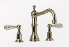 Santec 2920EC49 Vantage Crystal Oil Rubbed Bronze Widespread Lavatory W/ Ec Swarovski Crystal Handles (Includes 1/2