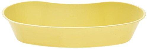 Medline DYND80321 Emesis Basins, Plastic, 500 mL, Gold (Pack of 250)