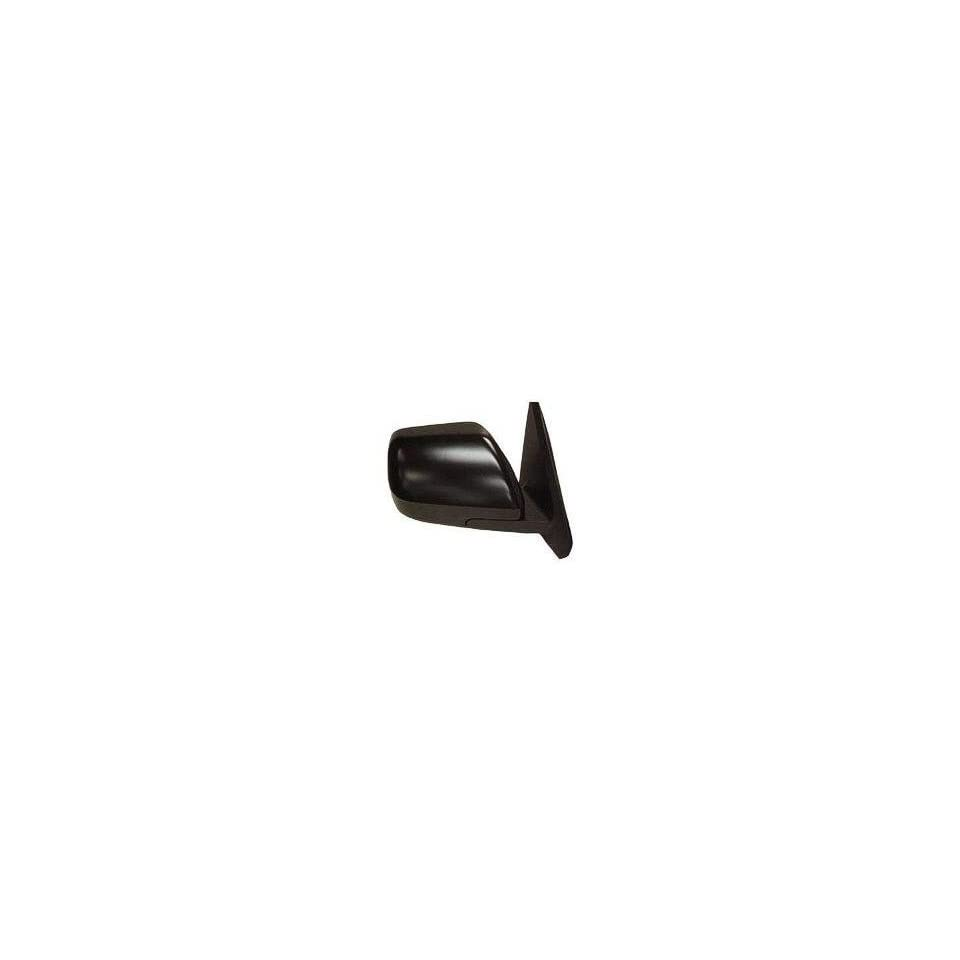 PASSENGER SIDE DOOR MIRROR Ford Escape, Mercury Mariner POWER WITHOUT HEATED GLASS; UNPAINTED