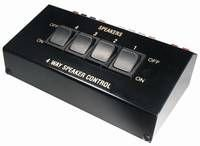 Altavoz-consola de conmutación | Para 4 LS-pares | 8-16 Ohm sonstige Hersteller
