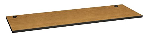 HON Huddle Table Top, 72'', Harvest/Charcoal by HON