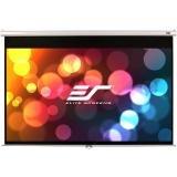 Elite Manual - ELITE SCREENS M120XWH2 Manual Series Pull-Down Screen (120