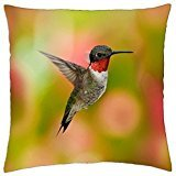 bIRDY - Throw Pillow Cover Case (18 (Birdy Bed)