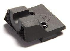 Glock Combat Holster (Wilson Combat 669B Vickers Elite Serrated Battlesight for Glock, Black)